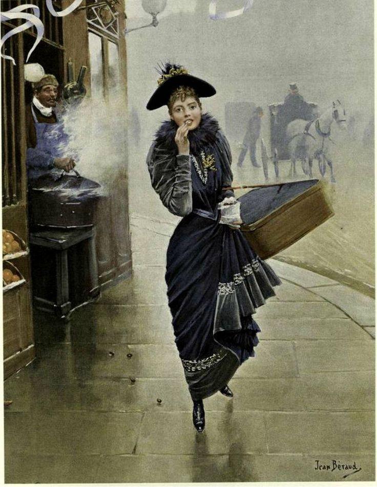 bożonarodzeniowe zakupy, do czego kiedyś pakowano zakupy XIX w. zakupy w XIX w.