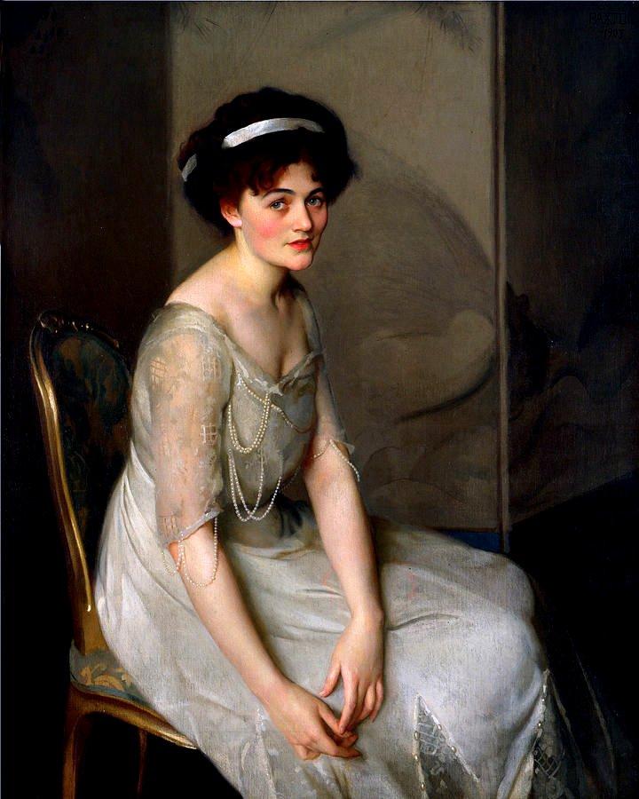 William Paxton, blog historia, blog historyczny, malarstwo amerykańskie XIX w., Muzeum Sztuki w Nowym Jorku